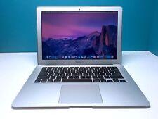 Apple 13-Inch Macbook Air / OSX-2017 / APPLECARE 2018 / Core i7 / 256GB+ Storage