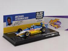 "Minichamps 517894302 # Reynard Spiess F893 Formel 3 1989 "" M. Schumacher "" 1:43"