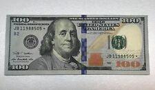 2009 $100 ATLANTA STAR *