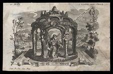 santino incisione1700 S.GIOACCHINO  klauber