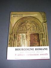 Zodiaque Bourgogne romane  Nuit des temps jaquette 1968 jaquette emboitage
