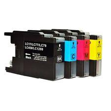 LC1240 LC1280 cartouche d'encre pour Frère MFC J430W J825DW J5910DW J625DW