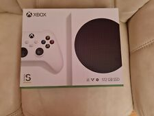 Microsoft Xbox Series S 512GB Spielekonsole - Weiß, Topzustand, wie Neu