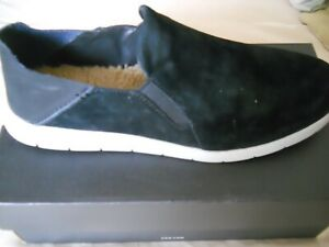UGG Knox Slippers Slip-On Men's 11 Black NIB Free Shipping