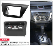 CARAV 11-653 Car 2DIN Radio DVD Frame Fascia Dash Panel forMITSUBISHI Lancer IX