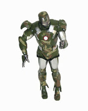 New! Iron Man Patriot Pvc Moveable Action Figure Green 18Cm
