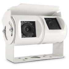 Twin Rear View Camera Reverse Rearview Reversing Backup Dual Double Lens