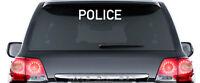 POLICE Polizei Aufkleber -  ca. 40 cm