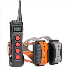 Aetertek 919C Published 2 Dogs Training System Shock Collar Remote 1100 Yards