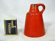 "Cool 70´s design Ruscha Keramik pottery  vase "" Vulkano "" glaze  328"