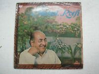 MOHD RAFI MEMORIES ARE FOREVER 1982 RARE LP RECORD india hindi bollywood VG+