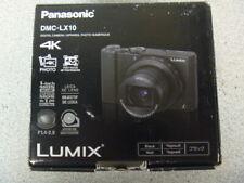 Panasonic Lumix 4K DMC-LX10 (Black)