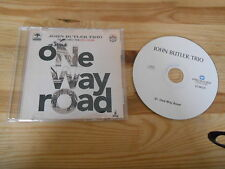 CD Rock John Butler Trio - One Way Road (1 Song) Promo WEA REC sc