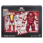 Marvel Comics 80th Anniversary Legends 6-Inch Colossus Vs. Juggernaut Figures