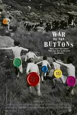 THE WAR OF THE BUTTONS Movie POSTER 27x40 Jacques Dufilho Yvette Eti vant Michel