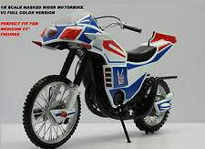 1/6 12inch Masked Kamen Rider V3 Hurricane Figure Bike for figure sixth