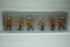 Vintage Preiser Figurines Box - Échelle H0 - Pompiers - 10242 (1.FIG-33)