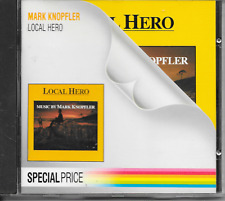 MARK KNOPFLER - Local Hero (SPECIAL PRICE BOOKLET) CD 14TR (RED SWIRL) Germany