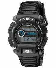 Casio New G-Shock DW-9052V-1C Nylon Band Digital Watch Illuminator DW-9052V