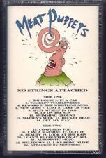 New: MEAT PUPPETS- No Strings Attached CASSETTE