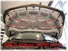BRA Mercedes B-Klasse W246 Bj. ab 12 Steinschlagschutz Haubenbra Tuning