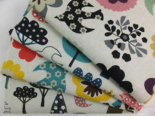 "1 - 2 Metres Flowers & Plants 45"" Craft Fabrics"