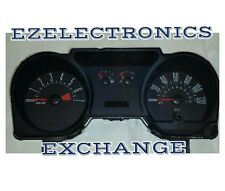 "2006 TO 2009 FORD MUSTANG INSTRUMENT CLUSTER ""EXCHANGE"" 6R3310849AD 4.0L 4 GAUGE"
