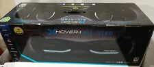 """X Hover-1 All Star Blue Electric Scooter Hover 6.5"""" Led Wheels 220 lbs Ul Safe"""