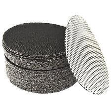 Hook/Loop Mesh Sanding Abrasive Discs Orbital DA Palm Sander 50PK 150mm P180