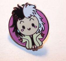 Disney Parks Pin World Of Evil Mystery Villains Cruella De Vil 101 Dalmatians