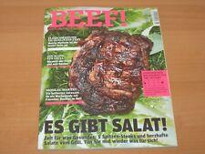 "BEEF! Nr. 51 Männer kochen anders ""ES GIBT SALAT!"" Ausgabe 3/2019"