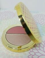 Tarte ~ Blush and Glow DUO ~ Blush and Highlighter Pink Champagne Full Size NWOB