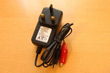 Small 12V battery charger - with float capability