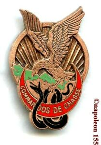 COMMANDO. CEP Commandos de Chasse. Fab.Drago Paris
