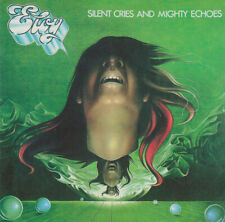 Eloy - Silent Cries And Mighty Echoes CD - USED Space Prog Rock Album