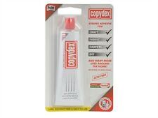 Copydex Glue Adhesive Water Based 50ml Tube Natural Rubber Latex Craft Glue