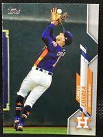 SP! 🚨2020 Topps Carlos Correa Photo Variation #349 Houston Astros SP