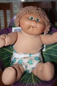 Cabbage Patch Kids - vintage naked girl