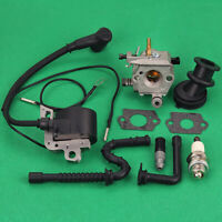 Carburetor Ignition Coil For Stihl 024 026 Pro MS240 MS260 Gas Chainsaw