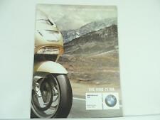 2005 BMW R 1200 CL 1150 R Motorcycle Promotional Dealer Poster L2623