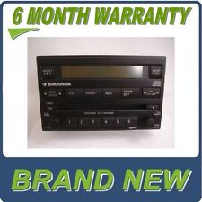 Nissan Frontier Xterra Radio 6 CD MP3 Changer Rockford Fosgate 2005 2006 2007