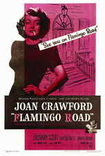 FLAMINGO ROAD Movie POSTER 27x40 Joan Crawford Zachary Scott David Brian Sydney