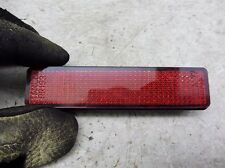 1982 Kawasaki KZ1000 LTD K553. red rear reflector
