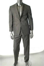 Sean John 1-Button Suit Black/White Size 38R 32 NWT
