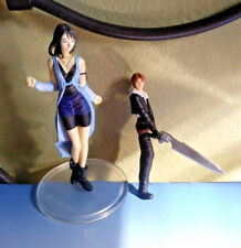 Final Fantasy Squall Leonhart & Rinoa Heartilly FFVIII Trading Arts Figure