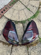 Ford Fiesta MK7.5 Facelift LED Rear Lights Tinted