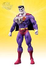 "DC Comics Superman Batman Serie Bizarro 6"" Juguete Figura de acción rara"