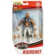 WWE Mattel Ricochet Elite Series Top Picks 2020 Figure
