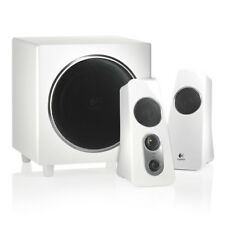 Altavoces Logitech Surround Speakers 2.1 Z523 BLANCOS parleurs Altop -U
