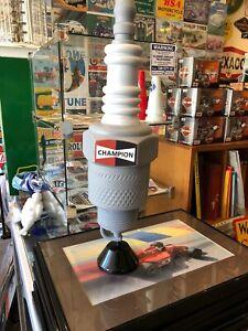 Champion Spark Plug Repro Plastic Display